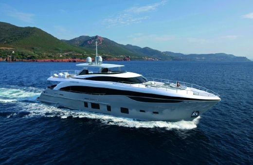 2014 Princess M Class 35M