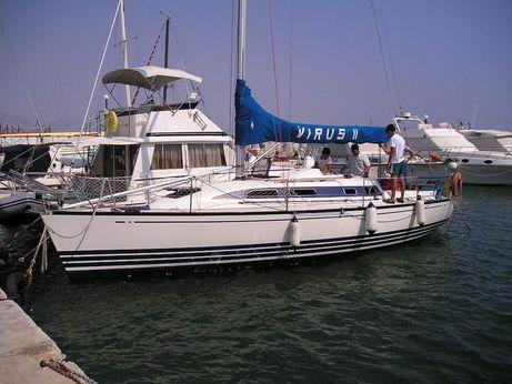 1996 X-Yachts X-332