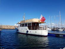 1935 Custom Dunkirk Yacht