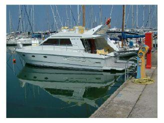 1988 Ferretti Yachts FERRETTI 36 FLY