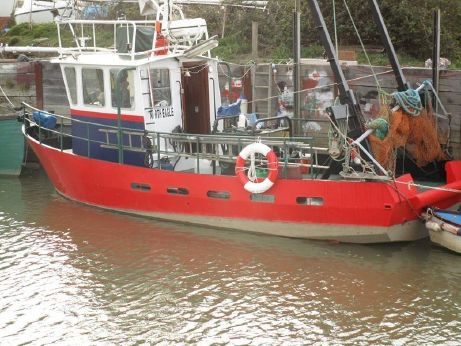 1992 Hunter 30 Trawler/Work Boat