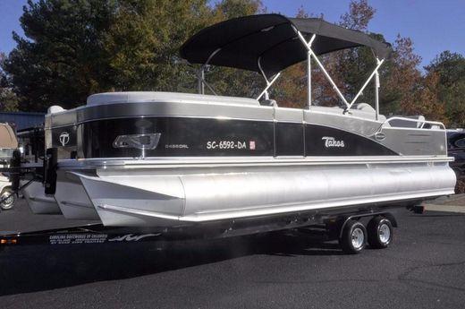2014 Tahoe Pontoon Cascade 2485 DRL