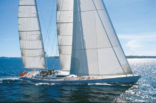 1997 Sensation Yacht