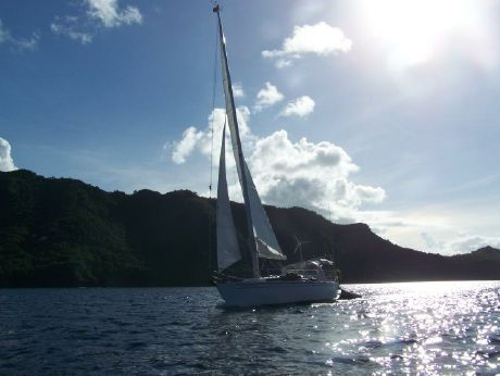 1990 Freedom Yachts 38