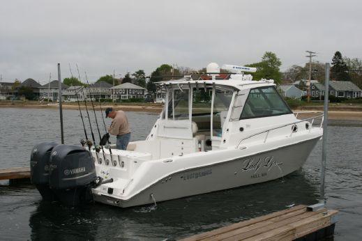 2008 Everglades 320 EX