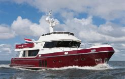 2015 Privateer Trawler 84