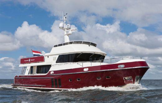 2017 Privateer Trawler 84