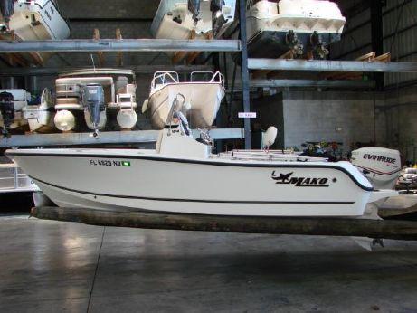 2009 Mako 184 CC