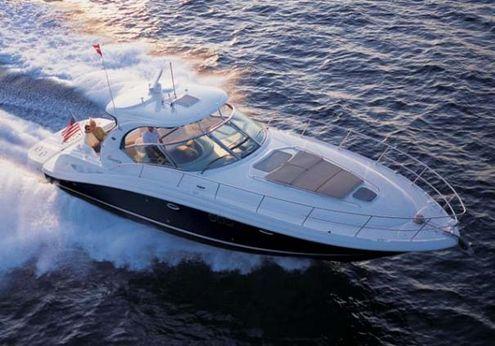2007 Sea Ray 44 Sundancer w/ HYDRAULIC LIFT