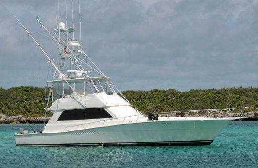 1997 Viking Yachts Convertible Tower
