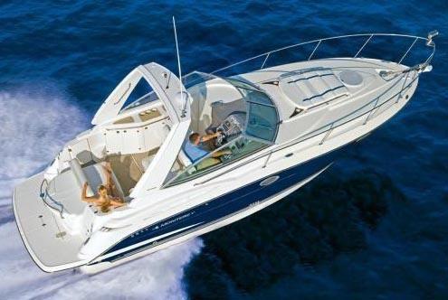 2015 Monterey 315 Sport Yacht