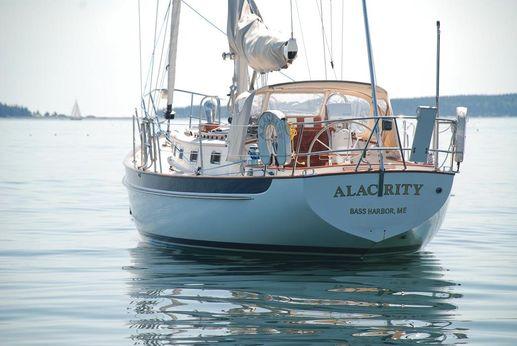 1998 Morris Yachts Ocean Series 38