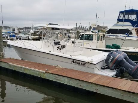 2002 Angler 274