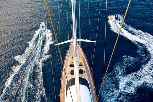 2011 Custom Esen Yacht 36m S/Y GLORIOUS