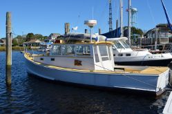 photo of  30' Holland LOBSTER STYLE CRUISER