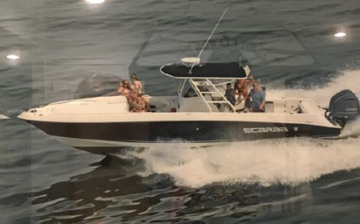 2010 Wellcraft 35 Scarab Sport