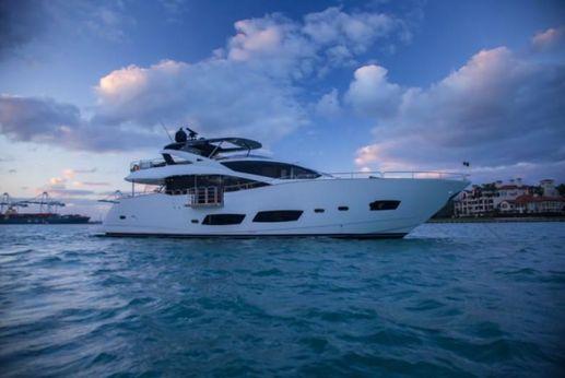 2016 Sunseeker 28 Metre Yacht
