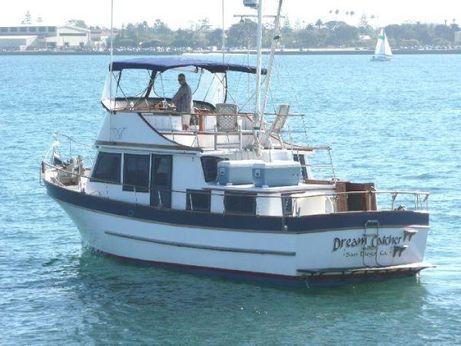 1977 Marine Trader Double Cabin Trawler