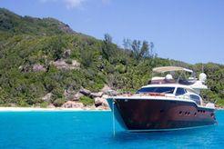 2008 Ferretti Yachts 690 Altura