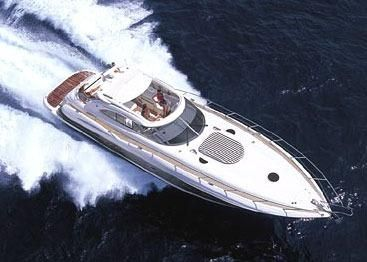 2000 Sunseeker Predator Hard-Top