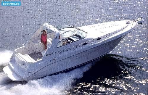 1996 Sea Ray 330 DA Süsswasser