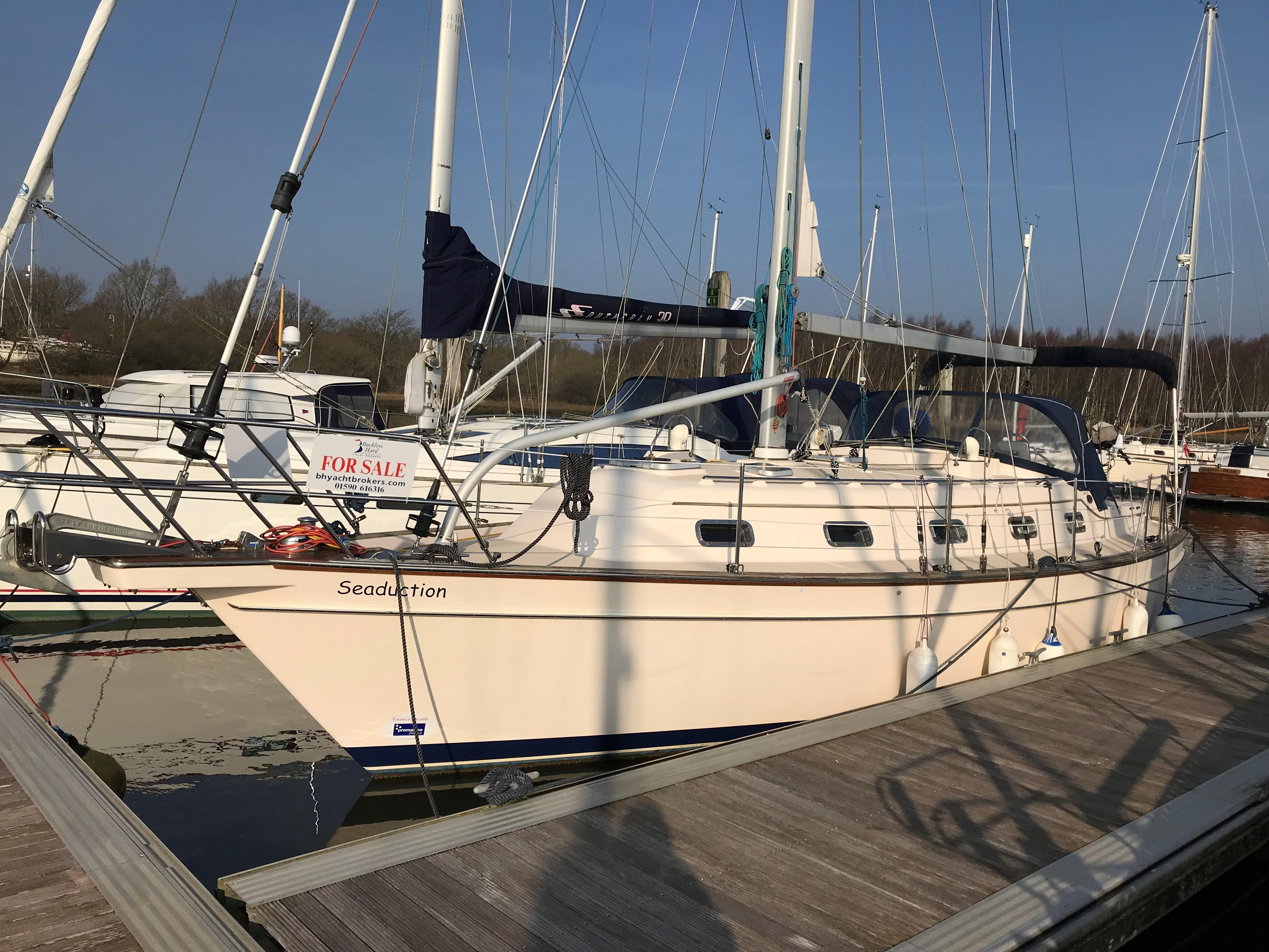 2004 Island Packet 370 Sail New And Used Boats For Sale