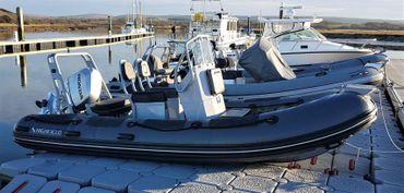 2018 Highfield Ocean Master 500