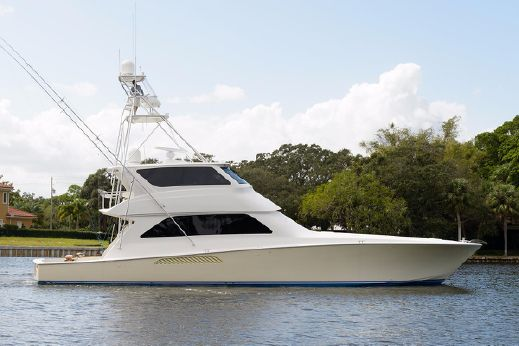 2007 Viking Yachts Enclosed Flybridge