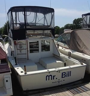 1977 Chris Craft Sport Fisherman