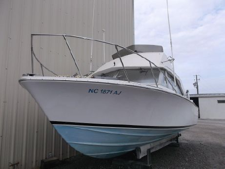 1977 Bertram 26 Flybridge