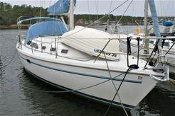 1998 Catalina 34 MkII