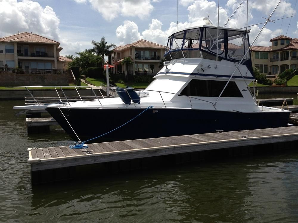 1986 viking 35 39 convertible sportfish power boat for sale for Viking sport fish