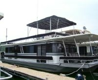 1990 Leisure Time Houseboat