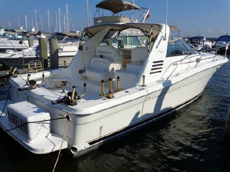 1999 Sea Ray 370 Express Cruiser