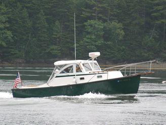 1989 Ellis 24 Express Cruiser