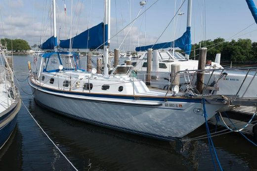 1972 Morgan Custom Ketch 47 One Of A Kind