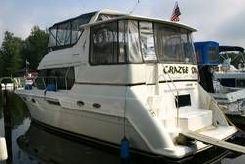 2000 Carver 406 Aft Cabin MY