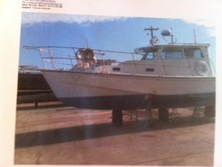 2006 Bombay Launch Pilothouse Custom