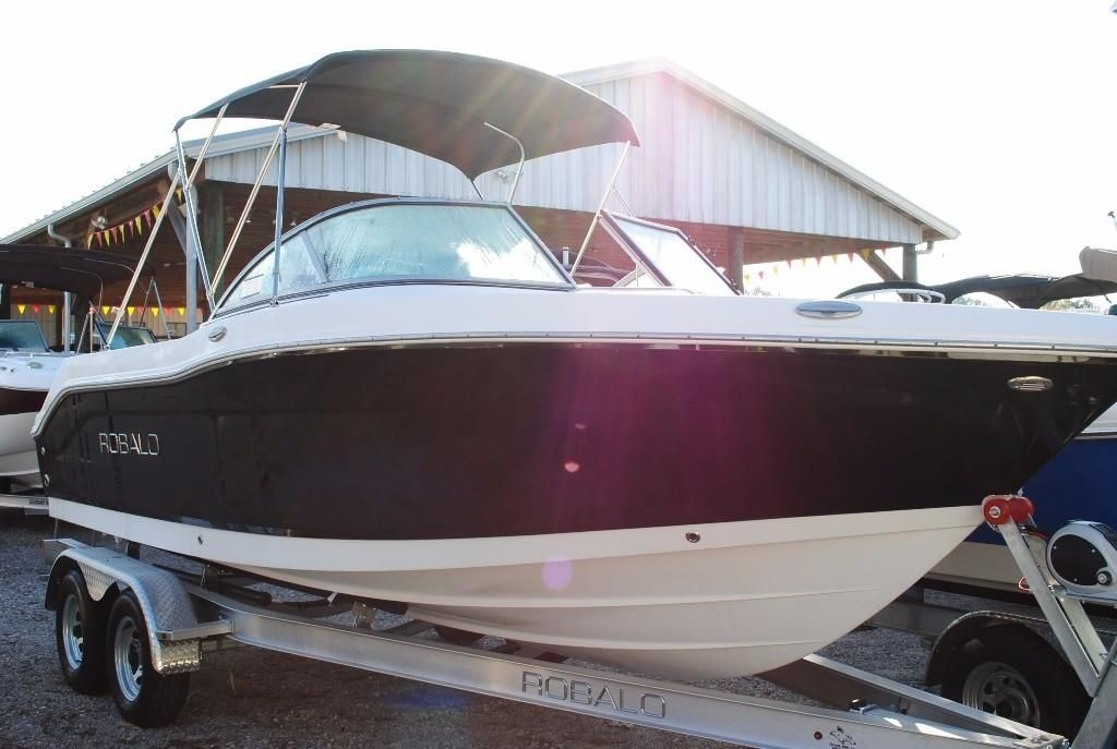 2018 robalo r207 dual console power new and used boats for for Robalo fish in english