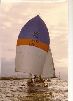 1965 Alberg 30ft sloop