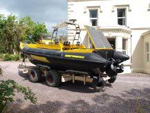 1999 Redbay Boats 8m RIB