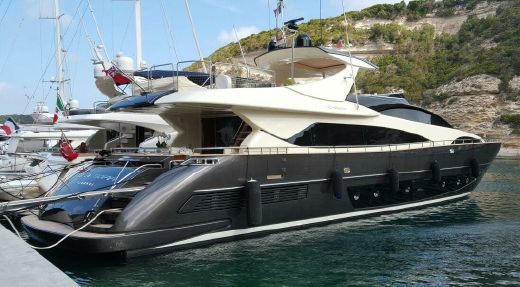 2011 Riva 92' Duchessa