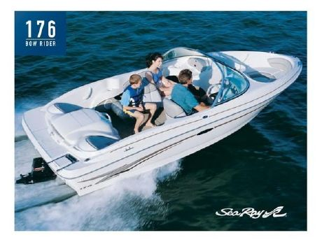 2003 Sea Ray 176 Bow Rider