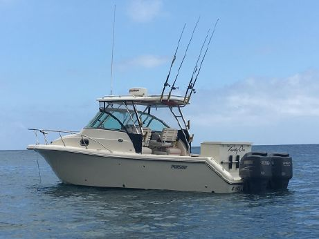 2007 Pursuit OS 285 Offshore