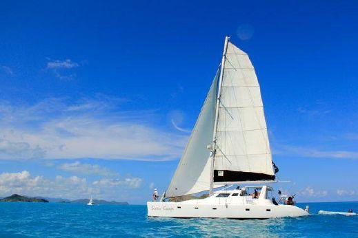 2001 Voyage Yachts 500 Charter Version Catamaran