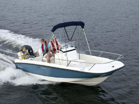 2016 Boston Whaler 170 Dauntless