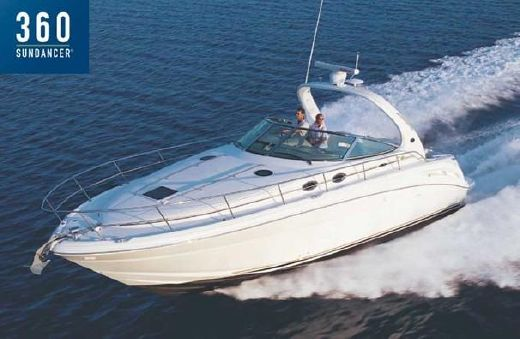 2004 Sea Ray 395 Sundancer