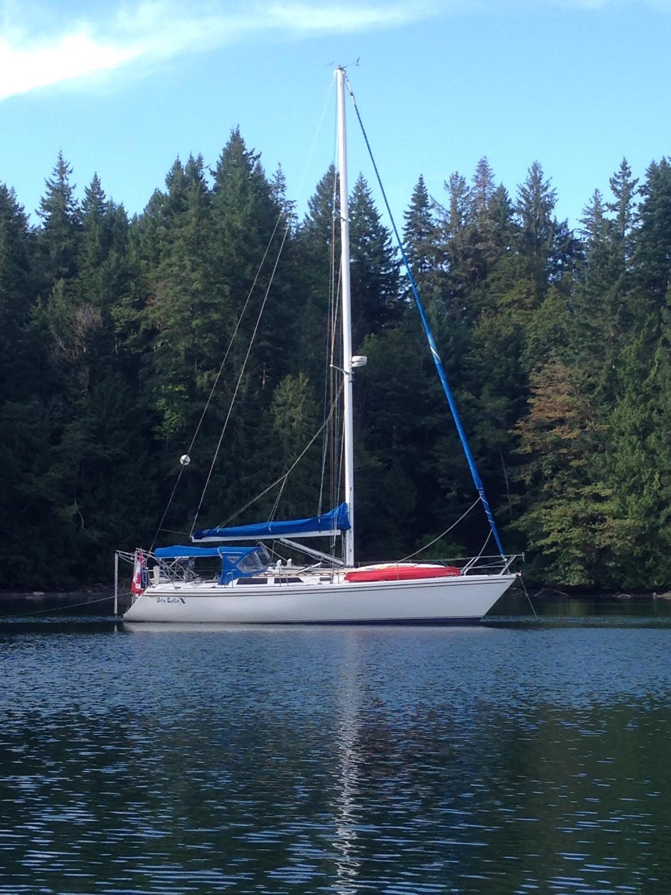 42' Catalina MKI+Photo 5