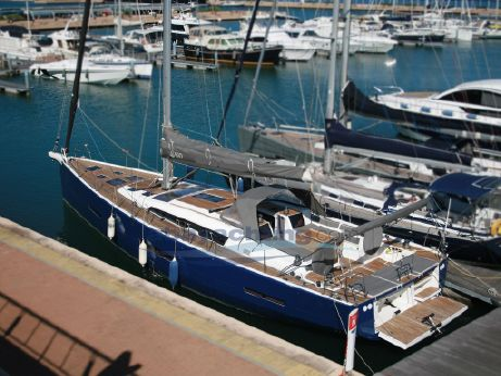 2015 Dufour Yachts 560 Grandlarge