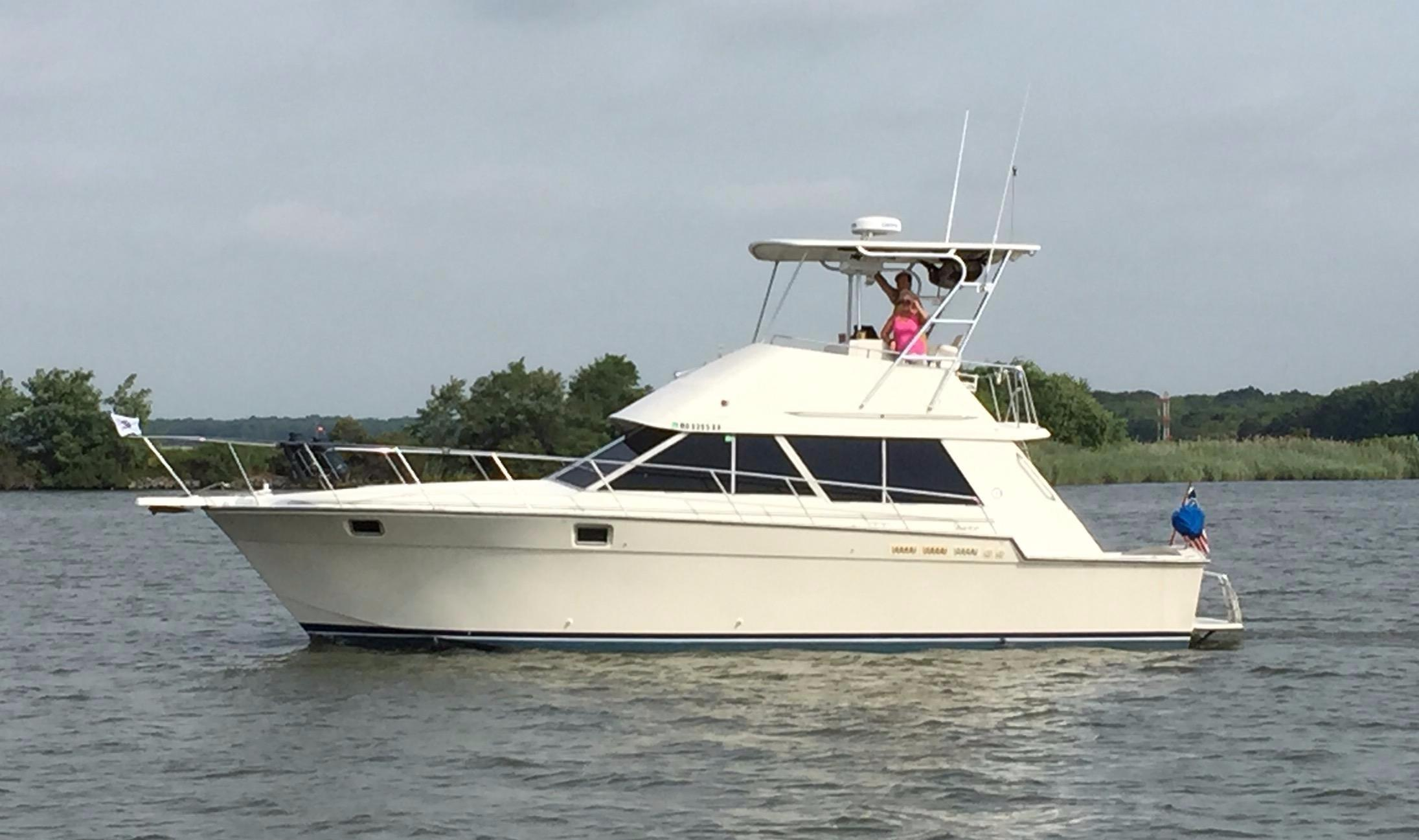 silverton 40 convertible boats for sale